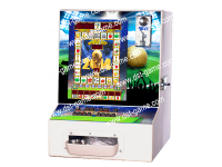 2014 World Cup Mario machine PCB
