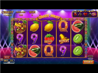 Crazy Fruit 9 line slot game