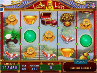 Lucky Lion Slot Game