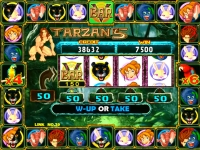 Tarzan 5 vga video game