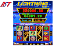 Lightning popular casino slot game